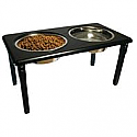 Adjustable Double Diner - Black