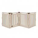 Convertible Indoor/Outdoor Pet Playpen - Soft Tan/Mocha
