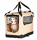 Great Paw Abode Soft Dog Crate